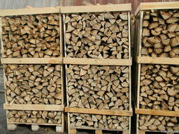 Firewoods in crates - фото 2
