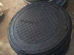 Люки канализационные полимерпесчаные - фото 2