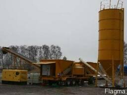 Мобильный бетонный завод LT 1800 (60 м3/час) Швеция - фото 5