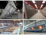 Оборудование для изготовления бетонных стеновых панелей,ЖБИ - фото 3