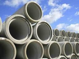 Оборудование для производства бетонных труб,колец.Новое,Б/У