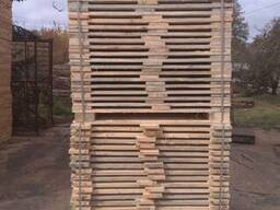 Pallet Billets 22х143/98x1200(dried in chamber drying); - фото 1