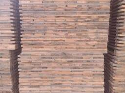 Pallet Billets 22х143/98x1200(dried in chamber drying); - фото 4