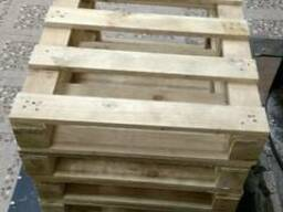Паллет деревянный 800х1200,1000х1200,600х800 нов. и б/у - фото 5