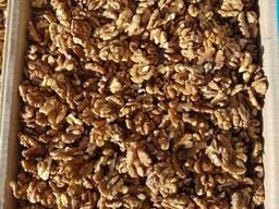Продам орех грецкий оптом 1\2 бежевая. Сена на условиях FCA - photo 1