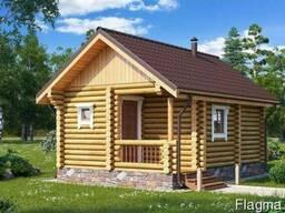 Производим деревянные бани, дома из дерева. - фото 4
