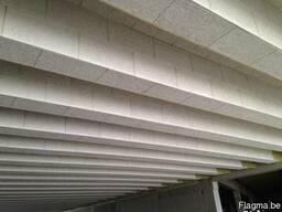 Acoustic plates / Matériaux en fibrolite - фото 7
