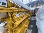 Б/У дизель-генератор CAT-7400 MS, 5200 Квт, 2011 г. в - фото 8