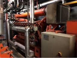 Б/У газовый двигатель Guascor SFGLD 360, 600 Квт, 2000 г. в. - фото 7