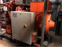 Б/У газовый двигатель Guascor SFGLD 360, 600 Квт, 2000 г. в. - фото 8