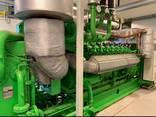 Б/У газовый двигатель Jenbacher J 620 GS-NL, 2009 г - фото 1