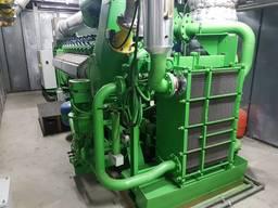 Б/У газовый двигатель Jenbacher J 620 GS-NL, 2009 г - photo 3