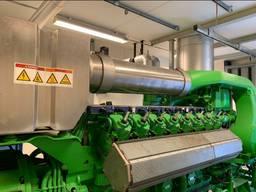 Б/У газовый двигатель Jenbacher J 620 GS-NL, 2009 г - photo 4