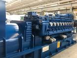 Б/У газовый двигатель MWM TCG 2020 V20, 2000 Квт, 2012 г. в. - фото 1