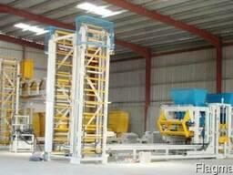 Блок машина для производства тротуарной плитки SUMAВ U1000