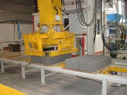 Блок линия для производства тротуарной плитки U-1500 Швеция - фото 4