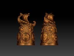 Bronze souvenirs. Statuettes, thimbles, trinkets, keychains. - фото 5