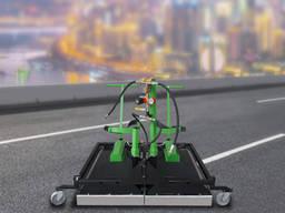 Chauffage infrarouge d'asphalte МІRА-1