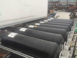 CNG-tanks voor vrachtwagens en opleggers, 214 liter, TYPE 4