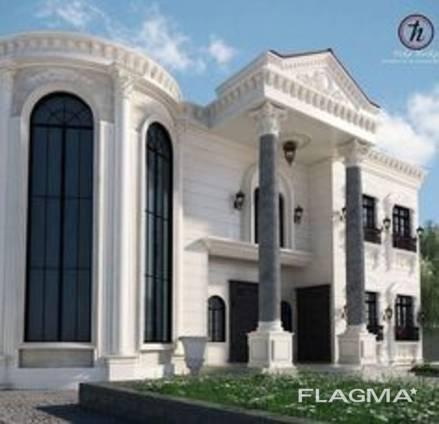 Дом мечты в стиле современный модерн , готика , Венецианский