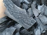 Уголь древесный (дуб – 85%, ясень – 15%) - фото 2