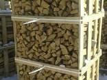 Firewoods in crates - photo 1