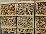 Firewoods in crates - photo 2