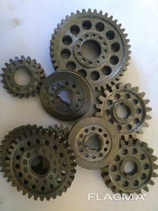 Gearwheel, gear, staft gear, toothed crown, gear box