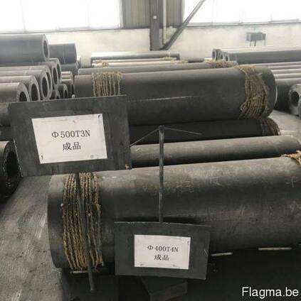 Graphite Electrodes UHP HP RP Low Price For Steelmaking