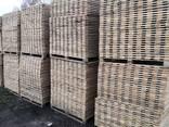 Крышка поддона паллета деревян плоского 1000х1200, 1200х1200 - фото 2