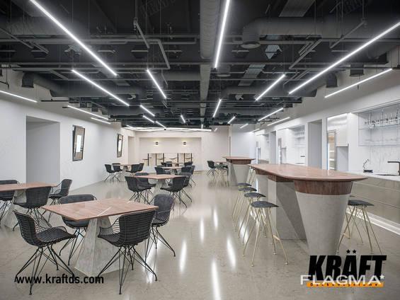 Éclairage pour faux plafonds Kraft Led du fabricant