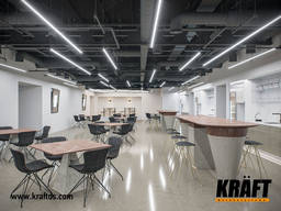 Lighting system for Kraft Led suspended ceilings from the ma - фото 3