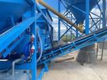 Мобильный бетонный завод Sumab K-40 (40 м3/час) Швеция - фото 8