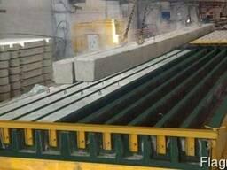 Оборудование для производства бетонных изделий,столбов,свай