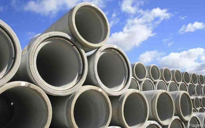 Оборудование для производства бетонных труб, колец. Новое, Б/У