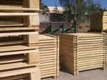 Поддон, паллет деревянный новые - фото 1