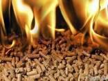 Пеллеты, брикеты топливные, дрова колотые, уголь древесный. - фото 1