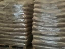 Пеллеты (древесные топливные гранулы) А1, А2 - фото 2