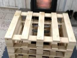 Поддон, паллет деревянный новые 600х800,800x1200