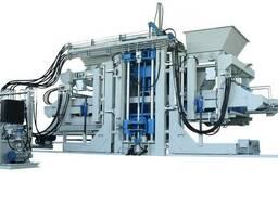 Блок-машина для производства тротуарной плитки R-400 Эконом