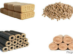 We sell firewood natural moisture and dry - фото 5